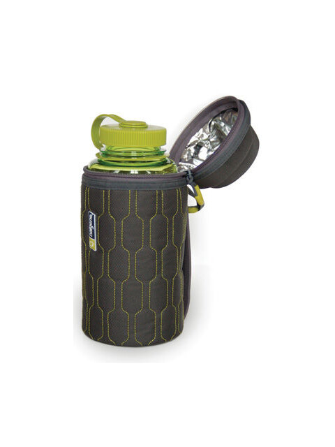 Nalgene Bottle Carrier Insulated Grey